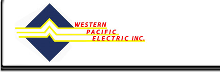 Western Pacific Electric, Inc. Logo